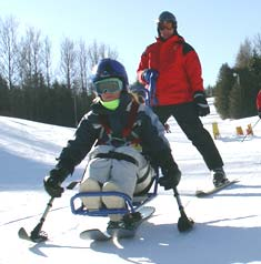 Outdoor Sports And Leisure Activities For Disabled People